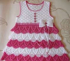 Click to view pattern for - Beautiful dress for girl