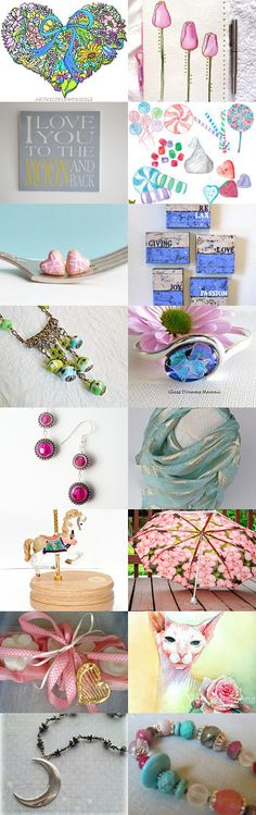 All you need is love and a little sugar :) by Evelina on Etsy--Pinned+with+TreasuryPin.com