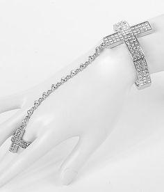 BKE Glitz Hand Jewelry