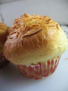 Roti Bread, Bread Bun, Bread Cake, Dessert Bread, Bread Rolls, Soft Bread Recipe, Roti Recipe, Donut Recipes, Cake Recipes