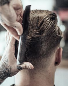 #WestonsBarbers bookings fill up quickly this time of year. Head over to our website (link in our bio) to make a booking ASAP. by westonsbarbers