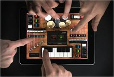 ROCKMATE | IPAD APP BY FINGERLAB