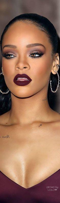 #maquillaje #rihanna #labiostintos