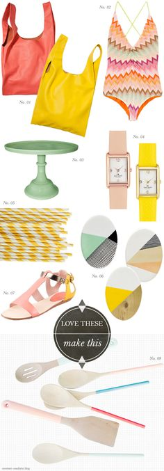 Color Crush: Ice CreamSocial - Home - Creature Comforts - daily inspiration, style, diy projects + freebies