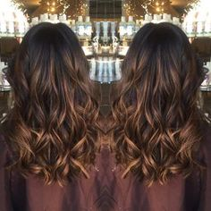 """149 Likes, 10 Comments - Balayage Specialist (@aimee_cuts_and_dyes) on Instagram: """"Caramel balayage  #balayage #balayageombre #highlights #caramel #caramelbalayage…"""""""