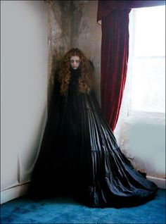 Dreaming of Another World  - Photographed by Tim Walker  for the March 2011 issue of Vogue Italia