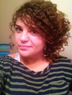 Semi-Casual Updo - Brunette, Medium hair styles, Updos, Wedding hairstyles, Readers, Female, Curly hair, Adult hair, Prom hairstyles, Homeco...