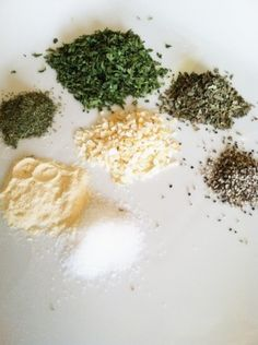 {Clean} Ranch Dressing Mix