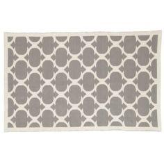 8 x 10' Magic Carpet Rug (Grey)  | The Land of Nod