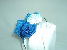 tiara-duas-flores-azuis-renda-strass