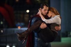 Henry Cavill and Amy Adams star in Batman V Superman Dawn of Justice