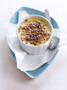 Ginger and Lime Creme Brûlée - with Wakaya Perfection Organic Ginger