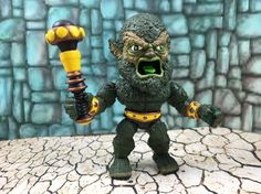 Mossman (Masters of the Universe) Custom Action Figure