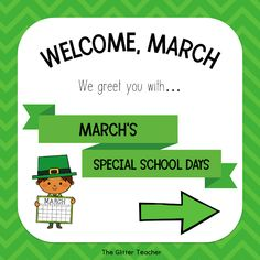 The Glitter Teacher Numero Pi, School Days, Welcome, Kindergarten, March, Teacher, Celebrities, Ideas, Texts
