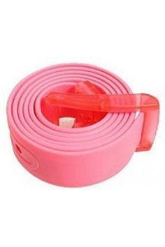 Verstelbare Rubber Riem Roze http://www.ovstore.nl/nl/verstelbare-rubber-riem-roze.html