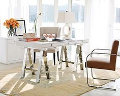chic office | ... with Chic office designs to give me ideas for my own office space