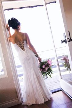 corset wedding dresses | ... dresses . To avoid making your dress too fancy for a casual wedding
