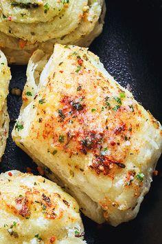 Garlic-Parmesan-Puff-pastry-