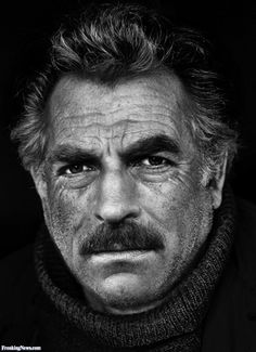 tom selleck | Direct image link: Old Tom Selleck