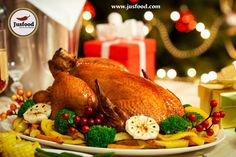 Enjoy this winter season by celebrating Christmas in a right way. Order your Christmas food only in Jusfood.  #Christmas2016 #Jusfood #OrderOnline