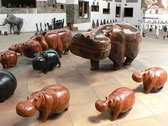 Large Carved Soapstone Animals - Bing images