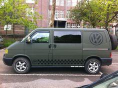 what military paint. - VW T4 Forum - VW T5 Forum