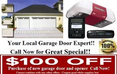 Fidelity Garage Door Repair of Seattle Washington employs highly-trained, professional and reliable repair technicians can repair all makes and models of residential garage doors and garage door openers. http://garagedoor-repairseattle.com/garage-door-opener-service/