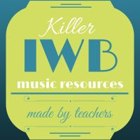 Killer Interactive Whiteboard Music Resources (Made By Teachers).  GREAT list of resources!!!!