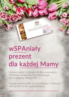 #promotion #discount #bodytreatment #facetreatment #SPA #voucher #MotherDay #specialgift #withlove  #wieliczka #krakow #saltmine