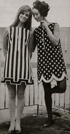 Summer dresses 1960's                                                                                                                                                     More