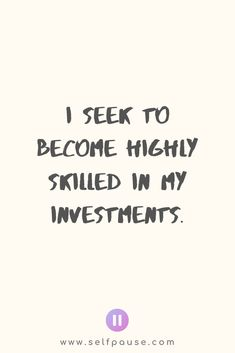 For more of the best positive investor affirmations and financial affirmations visit Selfpause and see over positive affirmations in different niches! Boost your investment mindset with affirmations! Career Affirmations, Positive Affirmations Quotes, Wealth Affirmations, Morning Affirmations, Affirmation Quotes, Real Life Quotes, Self Love Quotes, Quotes To Live By, Self Improvement Tips
