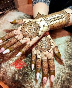 Henna Hand Designs, Mehndi Designs Finger, Wedding Henna Designs, Engagement Mehndi Designs, Latest Bridal Mehndi Designs, Mehndi Designs Book, Mehndi Designs For Girls, Mehndi Design Pictures, Unique Mehndi Designs