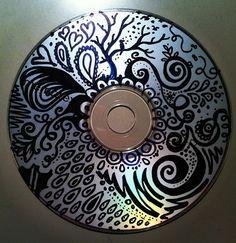 Grabar un disco.