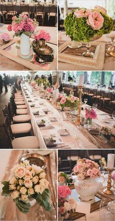 Purchase cheap frames and use them as table centerpieces! You could also put a piece of patterned scrapbook paper in the fame to add a pop of color! Awesome idea!!