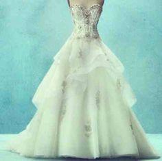 Beautiful layered dress