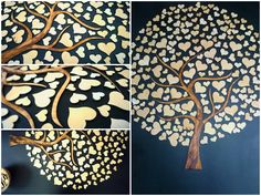 Aternative Weddinng - Wood Guest Book - Tree Wood Guest Book, Guest Book Tree, Animal Print Rug, Wedding Decorations, Home Decor, Decoration Home, Room Decor, Interior Decorating, Wedding Jewelry