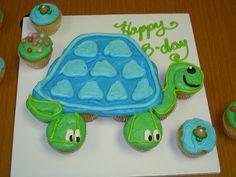 Turtle Cake  @andrea concordia