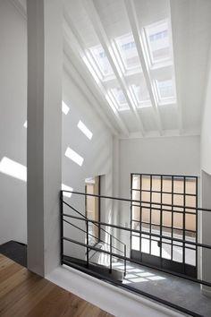 loft n°6, milano, 2012 by Roberto  Murgia #architecture #design #loft #milano #italy
