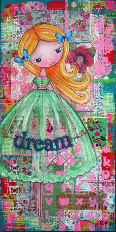 """Dream"". I wish you were here with us Vylette not just in dreams ...why did it have to be this way? It's so unfair...."