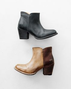 Bed|Stü® Yell Leather Boots - Garnet Hill