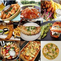 Thanks for your likes guys  Thanks for the love   1. Breaded shrimp in Barcelona Spain  2. Zuke don home-made Sintra Portugal  3. Scampi in Limerick Ireland  4. Fish and Chips in @lockebar Limerick Ireland  5. Pizza calzone in Paris France  6. Chicken breast filled with  Mozzarella and basil home-made Sintra Portugal  7. Sushi to sashimi in @amaterasu_pateosushi Oeiras Portugal  8. Shrimp mushrooms and mozzarella home-made pizza Sintra Portugal  9. Shrimp and asparagus risotto…