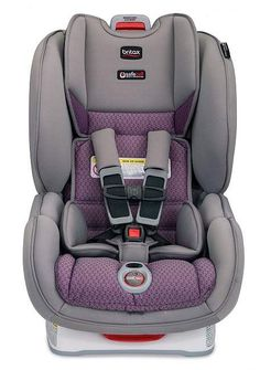 We love @britax' new ClickTight technology, which makes it so much easier for parents and caregivers to easily install their car seat - correctly!