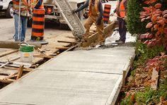 Image result for scratched concrete sidewalks