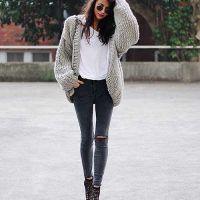 En Yeni Trend Yüksek Bel Pantolon Kombinleri