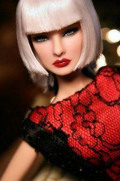 Giselle Doll FR Doll Repaint
