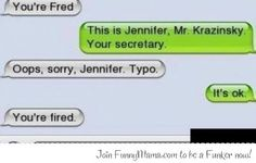 You're Fred!