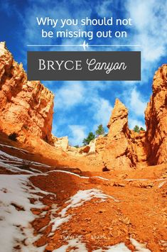 A gem in the USA: Bryce Canyon National Park - Here are all the reasons why