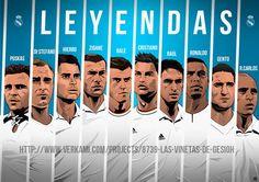 #COMIC #REALMADRID #FUTBOL #PUSKAS #DISTEFANO #HIERRO #ZIDANE #BALE #CRISTIANO #RAUL #RONALDO #GENTO #RCARLOS #CROWDFUNDING #CROWDFUNDEADO  Libro-resumen de la actualidad deportiva que ha rodeado al Real Madrid y al mundo del fútbol durante estas últimas cuatro temporadas a través de viñetas y desde un punto de vista heterodoxo y alternativo. Recompensa ilustración. http://www.verkami.com/projects/8739-las-vinetas-de-gesioh  Crowdfunding verkami