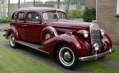 1936 Buick..Re-pin..Brought to you by #HouseInsurance #EugeneOregon Insurance for #ClassicCarInsurance