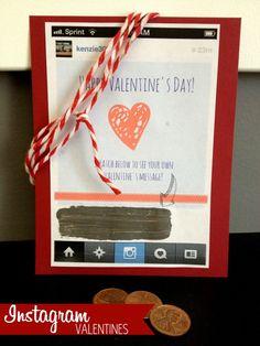 79 Valentines & An Instagram Valentine's Idea - East Coast Creative Blog
